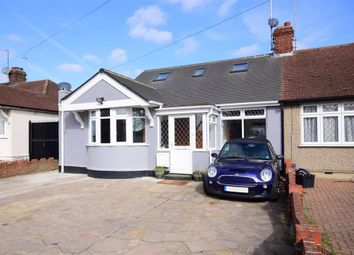 Thumbnail 5 bed semi-detached bungalow for sale in Clayhall Avenue, Clayhall, Ilford, Essex