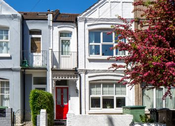 Thumbnail 2 bed flat for sale in Ground Floor Flat, Lascotts Road, London