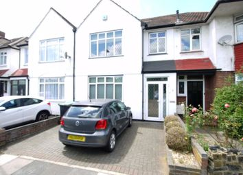 3 bed terraced house to rent in Bridge Gate, Ridge Avenue, London N21