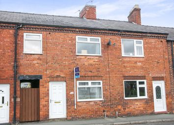 Thumbnail 3 bed terraced house for sale in Pepper Street, Middlewich