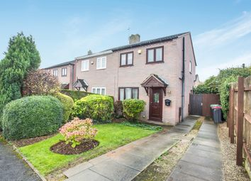Thumbnail 3 bed semi-detached house for sale in Albany Close, Hucknall, Nottingham