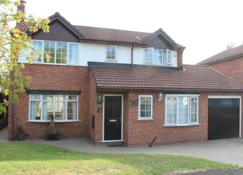 Thumbnail 4 bed detached house for sale in Kestrel Park, Skelmersdale