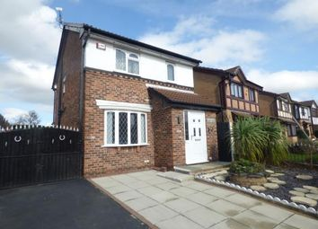 Thumbnail 3 bed detached house for sale in Ravenfield Drive, Widnes, Cheshire