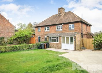 Thumbnail 3 bed semi-detached house for sale in Mark Cross, Crowborough