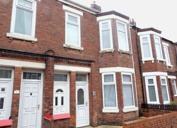 Thumbnail 3 bed flat for sale in Lyndhurst Street, South Shields