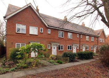 Thumbnail 2 bed terraced house for sale in Park Approach, Knowle, Fareham