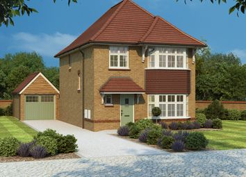 Thumbnail 4 bed detached house for sale in St Nicholas Mews, Ballards Walk, Basildon, Essex