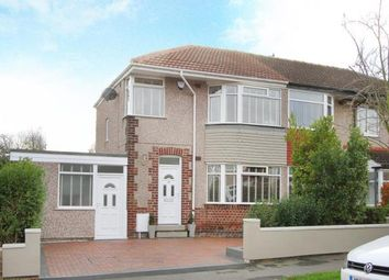 Thumbnail 3 bed semi-detached house for sale in Durlstone Crescent, Sheffield, South Yorkshire