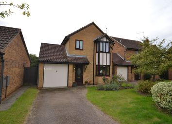 Thumbnail 3 bed detached house to rent in Harefoot Close, Duston, Northampton