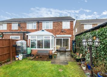 Thumbnail 3 bed semi-detached house for sale in Ninth Avenue, Grantham