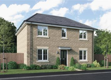 """Thumbnail 4 bedroom detached house for sale in """"Pearwood"""" at King Street, Drighlington, Bradford"""