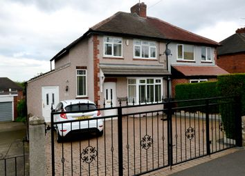 Thumbnail 3 bed semi-detached house for sale in Smalldale Road, Sheffield