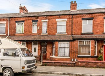 Thumbnail 3 bed terraced house for sale in Kensington Road, Stockport