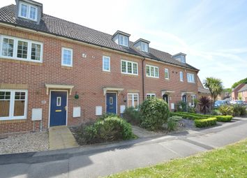 Thumbnail 3 bed terraced house for sale in Fulford Road, North Baddesley, Southampton