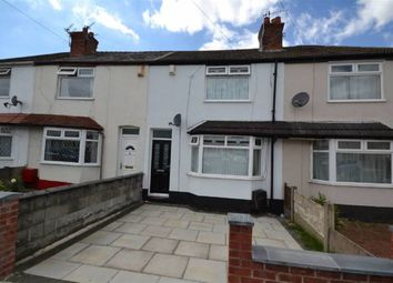 Thumbnail 2 bed terraced house for sale in Vale Avenue, Warrington