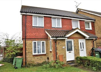 Thumbnail 3 bed end terrace house for sale in Moorhen Close, Erith, Kent