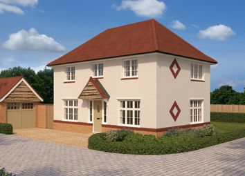 Thumbnail 3 bed detached house for sale in Southfleet Road, Ebbsfleet