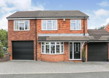 4 bed detached house for sale in Brutus Drive, Coleshill, Birmingham, . B46