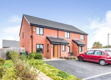 Thumbnail 2 bed terraced house for sale in Daisy Street, Salford, Greater Manchester