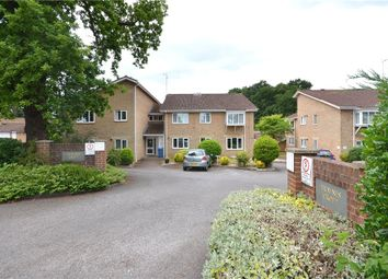 Thumbnail 2 bed flat for sale in Fraynes Croft, Crookham Road, Fleet