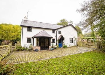 Thumbnail 4 bed detached house for sale in With Detached Annexe, Bodfari, Denbigh, Denbighshire