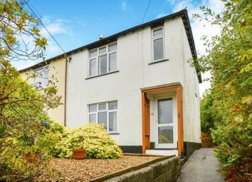 Thumbnail 3 bed semi-detached house for sale in Tavistock, Devon