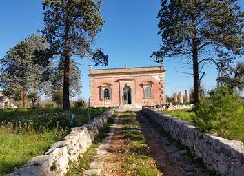 Thumbnail 4 bed farmhouse for sale in Via Cisternino, Ostuni, Brindisi, Puglia, Italy