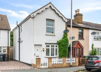 Thumbnail 2 bed cottage to rent in Red Lion Road, Tolworth, Surbiton