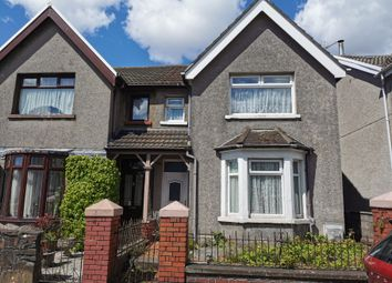 Thumbnail 2 bed semi-detached house for sale in Pisgah Street, Kenfig Hill
