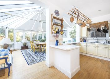 Thumbnail 5 bedroom semi-detached house for sale in Connaught Avenue, London