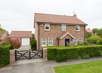 Thumbnail 4 bed detached house for sale in The Green, Aldwark, Alne, York