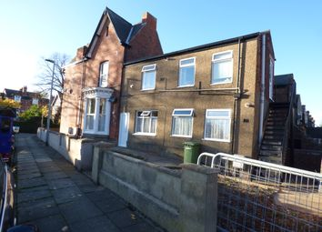 Thumbnail 2 bed flat to rent in Abbey Drive East, Grimsby