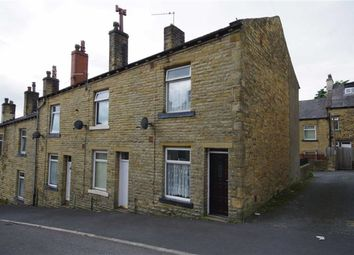 Thumbnail 2 bed end terrace house for sale in Vaughan Street, King Cross, Halifax