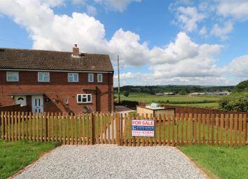 Thumbnail 3 bed semi-detached house for sale in Wantridge, Kempley, Dymock