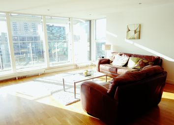 Thumbnail 2 bed flat to rent in The Quays, Salford Quays