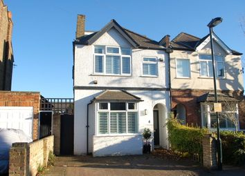 Thumbnail 4 bed semi-detached house for sale in Percy Road, Hampton