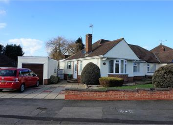 Thumbnail 2 bed semi-detached bungalow for sale in Waterloo Crescent, Wigston