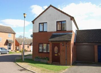 Thumbnail 3 bedroom detached house for sale in Harry Close, Long Buckby, Northampton