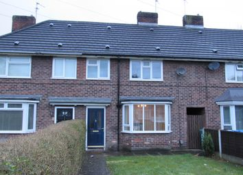 Thumbnail 3 bed terraced house for sale in Blyth Avenue, Manchester