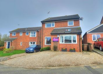 Thumbnail 4 bed detached house for sale in Berryfields, Brundall, Norwich