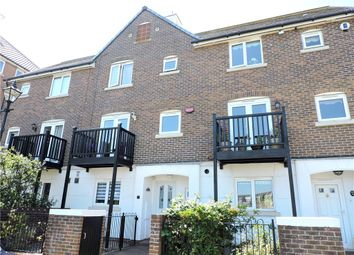 Windward Quay, Sovereign Harbour, Eastbourne BN23. 3 bed terraced house