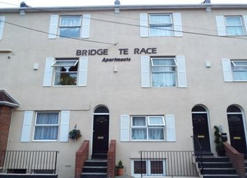 Thumbnail Studio to rent in Bridge Terrace, Albert Road South, Ocean Village, Southampton