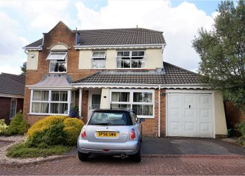 Thumbnail 4 bedroom detached house for sale in Chapel Road, Three Crosses