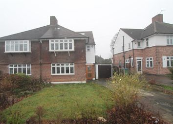 Thumbnail 5 bed semi-detached house for sale in Colepits Wood Road, London