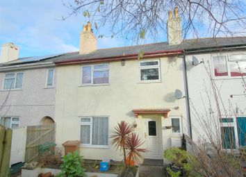 Thumbnail 3 bed terraced house for sale in Royal Navy Avenue, Keyham, Plymouth