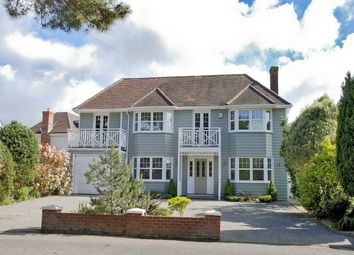 Thumbnail 4 bed detached house for sale in Waterford Lane, Lymington, Hampshire