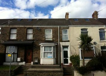 Thumbnail 4 bedroom terraced house to rent in Rhondda Street, Mount Pleasant, Swansea