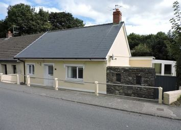 Thumbnail 2 bed semi-detached bungalow for sale in Bro Henllys, Felinfach, Lampeter