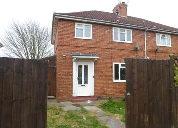 Thumbnail 3 bedroom semi-detached house for sale in Selby Road, Speedwell, Bristol