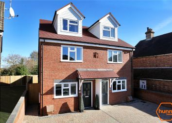 Thumbnail 3 bed semi-detached house for sale in High Brooms Road, Tunbridge Wells, Kent